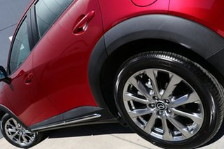2019 Mazda CX-3 DK4W7A Akari SKYACTIV-Drive i-ACTIV AWD LE Soul Red 6 Speed Sports Automatic Wagon