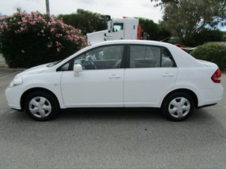 2008 Nissan Tiida C11 MY07 ST 6 Speed Manual Sedan