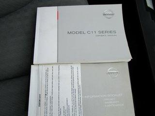 2008 Nissan Tiida C11 MY07 ST 6 Speed Manual Sedan
