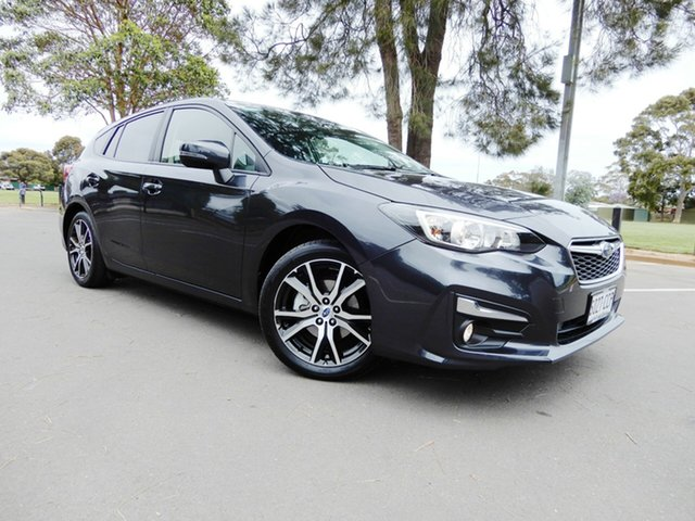 Used Subaru Impreza G5 MY18 2.0i-L CVT AWD, 2017 Subaru Impreza G5 MY18 2.0i-L CVT AWD Grey 7 Speed Constant Variable Hatchback