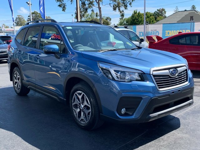 New Subaru Forester S5 MY20 2.5i CVT AWD, Forester MY20 2.5i AWD CVT Wagon