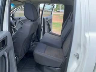 2014 Ford Ranger PX XL Double Cab White 6 Speed Manual Utility