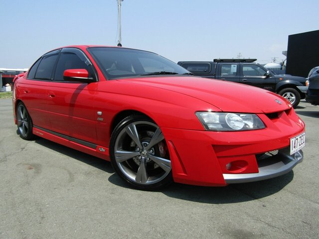 Used Holden Special Vehicles ClubSport YII R8, 2004 Holden Special Vehicles ClubSport YII R8 Red 4 Speed Automatic Sedan