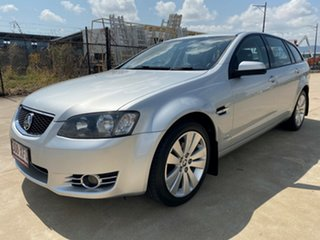2012 Holden Commodore VE II MY12.5 Z Series Sportwagon Silver 6 Speed Sports Automatic Wagon