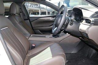 2019 Mazda 6 GL1032 Atenza SKYACTIV-Drive Snowflake White 6 Speed Sports Automatic Wagon