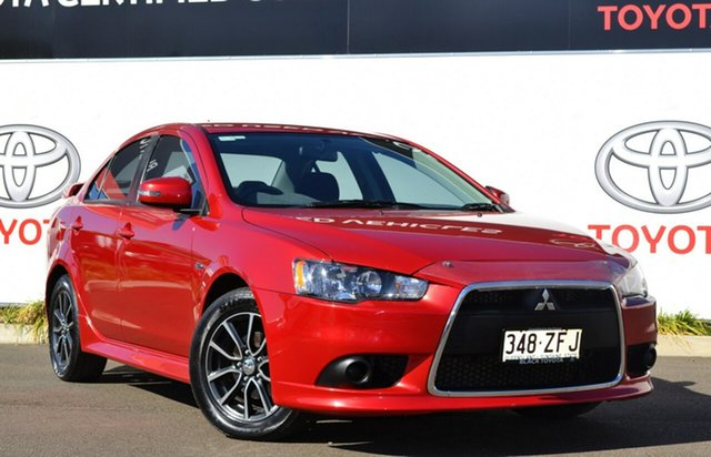 Used Mitsubishi Lancer CJ MY15 ES Sport, 2015 Mitsubishi Lancer CJ MY15 ES Sport 5 Speed Manual Sedan