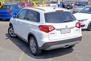 2017 Suzuki Vitara LY GL+ 2WD White 6 Speed Sports Automatic Wagon.