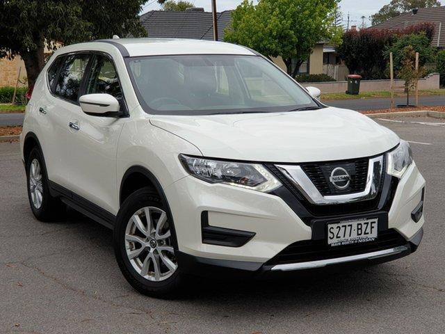 Used Nissan X-Trail T32 Series II ST X-tronic 2WD, 2018 Nissan X-Trail T32 Series II ST X-tronic 2WD Ivory Pearl 7 Speed Constant Variable Wagon