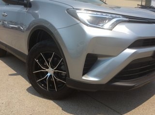 2016 Toyota RAV4 ZSA42R GX 2WD Silver 7 Speed Constant Variable Wagon.