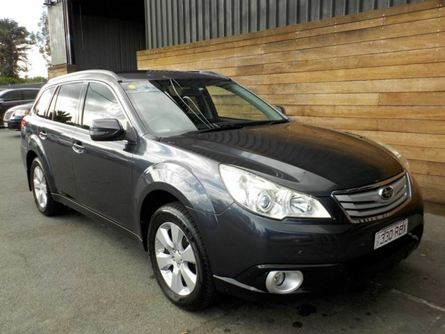 Used Subaru Outback B5A MY10 2.5i Lineartronic AWD Premium, 2009 Subaru Outback B5A MY10 2.5i Lineartronic AWD Premium Grey 6 Speed Constant Variable Wagon