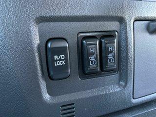 2013 Mitsubishi Pajero NW VRX Silver 5 Speed Automatic Wagon