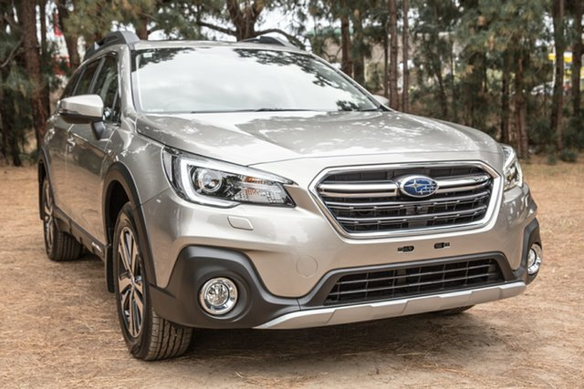 New Subaru Outback B6A MY19 2.5i CVT AWD Premium, 2019 Subaru Outback B6A MY19 2.5i CVT AWD Premium Tungsten Metal 7 Speed Constant Variable Wagon