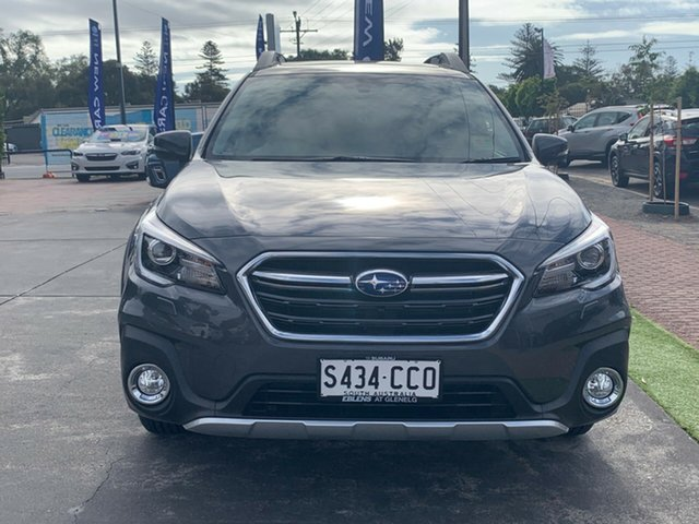 Demo Subaru Outback B6A MY19 2.5i CVT AWD Premium, 2019 Subaru Outback B6A MY19 2.5i CVT AWD Premium Magnetite Grey 7 Speed Constant Variable Wagon