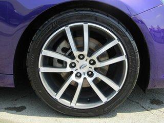 2009 Ford Falcon FG XR6T Purple 6 Speed Auto Seq Sportshift Utility
