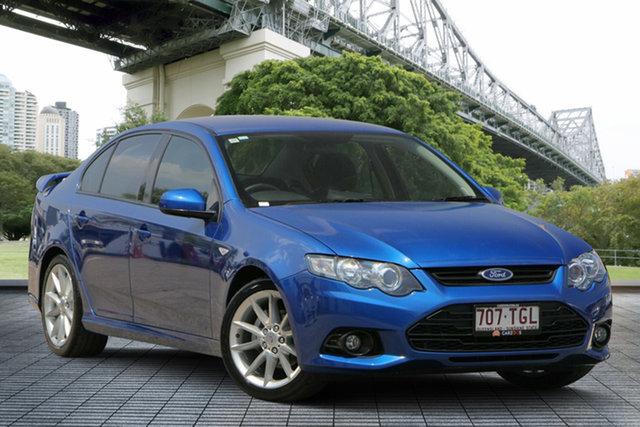 Used Ford Falcon FG MkII XR6, 2013 Ford Falcon FG MkII XR6 Blue 6 Speed Sports Automatic Sedan
