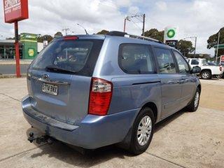 2010 Kia Carnival VQ MY10 EXE 4 Speed Sports Automatic Wagon.