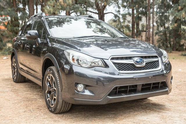 Used Subaru XV G4X MY14 2.0i-S AWD, 2014 Subaru XV G4X MY14 2.0i-S AWD Grey 6 Speed Manual Wagon