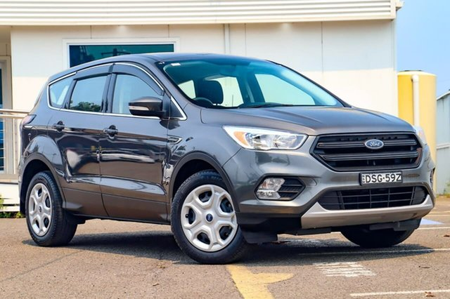 Used Ford Escape ZG Ambiente 2WD, 2016 Ford Escape ZG Ambiente 2WD Grey 6 Speed Sports Automatic Wagon