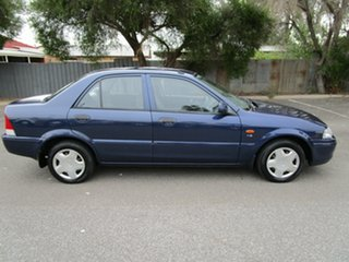 2001 Ford Laser KN LXI 4 Speed Automatic Sedan.