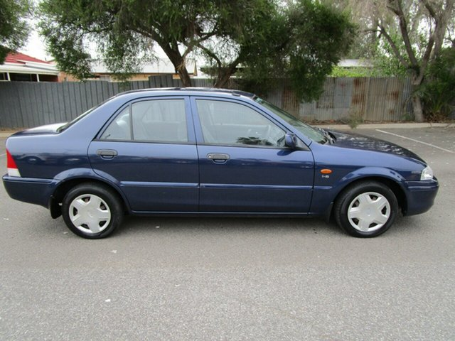 Used Ford Laser KN LXI, 2001 Ford Laser KN LXI 4 Speed Automatic Sedan