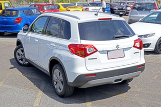 2017 Suzuki Vitara LY GL+ 2WD White 6 Speed Sports Automatic Wagon.