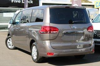 2019 LDV G10 SV7A Bronze 6 Speed Sports Automatic Wagon.
