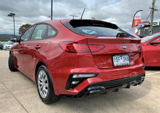 2019 Kia Cerato BD MY20 S Runway Red 6 Speed Sports Automatic Hatchback