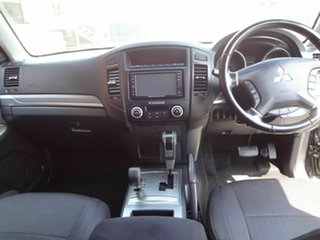 2012 Mitsubishi Pajero NW MY12 Activ Grey 5 Speed Auto Sports Mode Wagon
