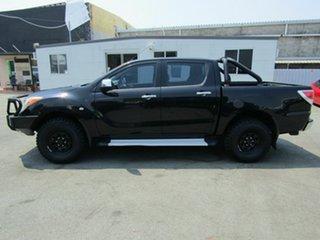 2012 Mazda BT-50 GT (4x4) Black 6 Speed Manual Dual Cab Utility