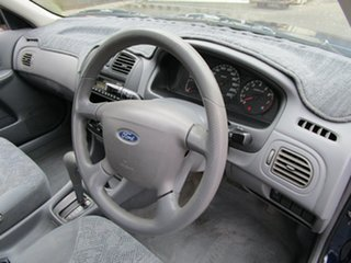 2001 Ford Laser KN LXI 4 Speed Automatic Sedan