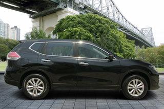 2015 Nissan X-Trail T32 ST 2WD Black 6 Speed Manual Wagon.