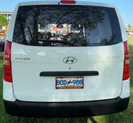 2009 Hyundai iLOAD TQ-V White 5 Speed Manual Van