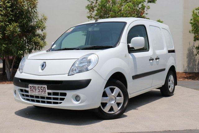 Used Renault Kangoo F61 MY11 , 2012 Renault Kangoo F61 MY11 White 5 speed Manual Van
