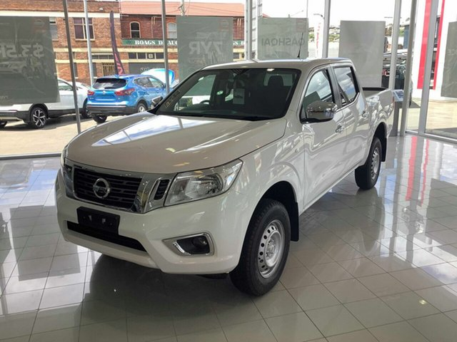 Demo Nissan Navara D23 S3 RX, 2018 Nissan Navara D23 S3 RX Polar White 7 Speed Sports Automatic Utility