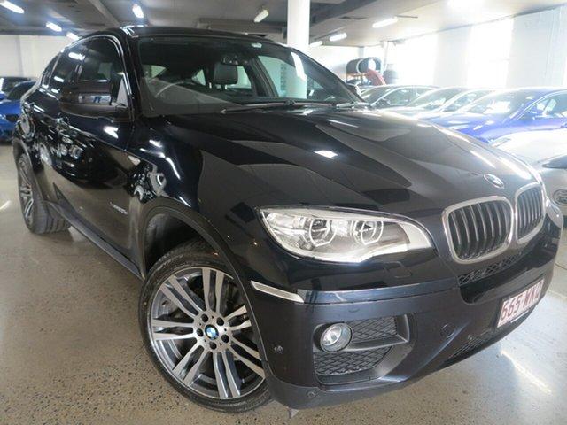 Used BMW X6 E71 LCI MY1112 xDrive30d Coupe Steptronic, 2013 BMW X6 E71 LCI MY1112 xDrive30d Coupe Steptronic Black 8 Speed Sports Automatic Wagon