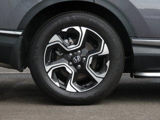 2019 Honda CR-V RW MY20 VTi-LX 4WD Modern Steel 1 Speed Constant Variable Wagon.