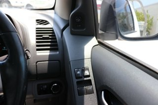 2014 Holden Colorado RG MY14 LX 4x2 White 6 speed Automatic Cab Chassis
