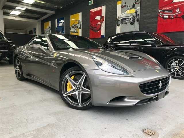 Used Ferrari California F149 , 2012 Ferrari California F149 Grey Sports Automatic Dual Clutch Convertible