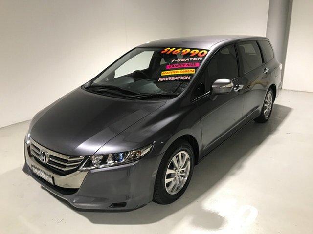 Used Honda Odyssey 4th Gen MY13 , 2013 Honda Odyssey 4th Gen MY13 Grey 5 Speed Sports Automatic Wagon