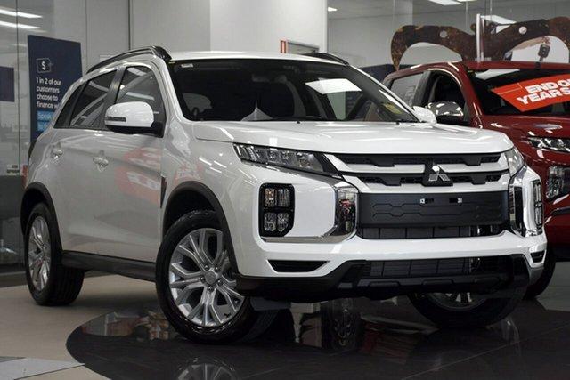 New Mitsubishi ASX XD MY20 LS 2WD, 2020 Mitsubishi ASX XD MY20 LS 2WD White 1 Speed Constant Variable Wagon