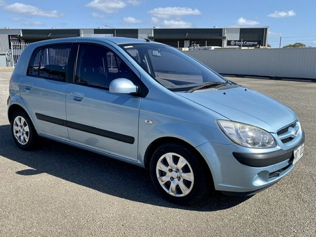 Used Hyundai Getz TB MY06 , 2006 Hyundai Getz TB MY06 4 Speed Automatic Hatchback