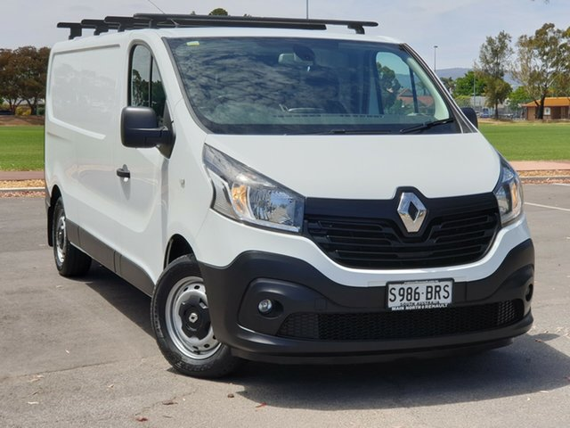 Used Renault Trafic X82 103KW Low Roof LWB, 2017 Renault Trafic X82 103KW Low Roof LWB Glacier 6 Speed Manual Van