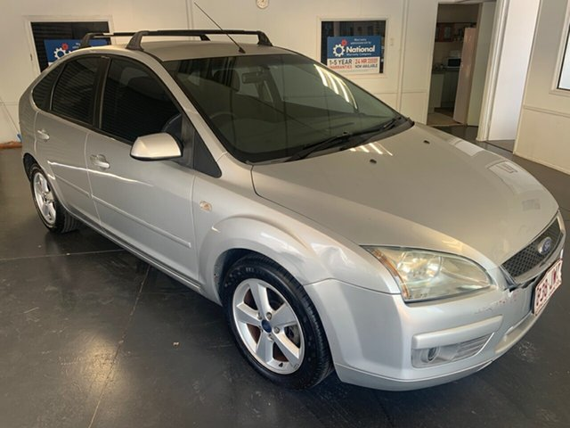 Used Ford Fiesta WP LX, 2006 Ford Fiesta WP LX Silver 5 Speed Manual Hatchback