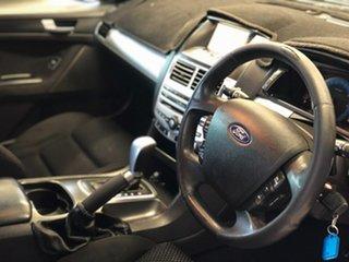 2009 Ford Falcon FG XR6 Grey 5 Speed Auto Seq Sportshift Sedan.