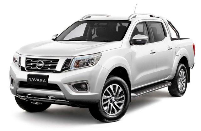New Nissan Navara D23 S4 MY19 ST-X, 2019 Nissan Navara D23 S4 MY19 ST-X White Diamond 7 Speed Sports Automatic Utility