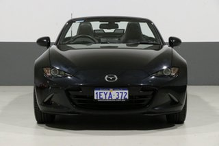 2015 Mazda MX-5 K GT Black 6 Speed Automatic Roadster.