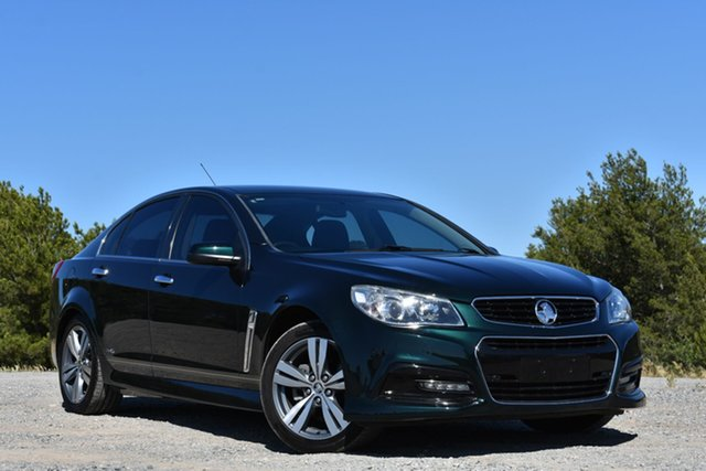 Used Holden Commodore VF MY14 SV6, 2013 Holden Commodore VF MY14 SV6 Regal Peacock 6 Speed Sports Automatic Sedan