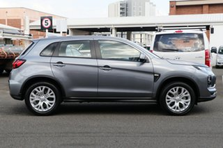 2020 Mitsubishi ASX XD MY21 ES 2WD Titanium 1 Speed Constant Variable Wagon