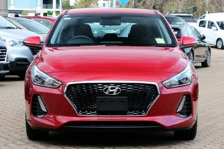 2019 Hyundai i30 PD2 MY20 Active Fiery Red 6 Speed Sports Automatic Hatchback