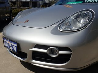 2006 Porsche Cayman 987 MY07 S Silver 5 Speed Sports Automatic Coupe.
